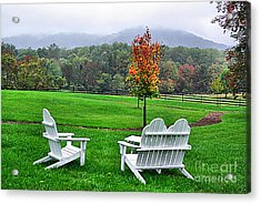 Acrylic Print featuring the photograph Peaceful Spot  by John S