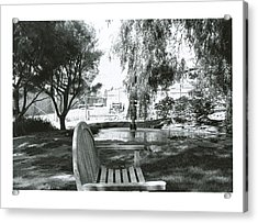 Peaceful Place Acrylic Print