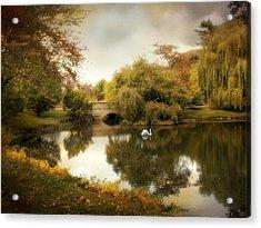 Peaceful Presence Acrylic Print