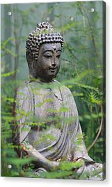 Acrylic Print featuring the photograph Peaceful Repose by Keith Hawley