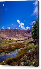 Peaceful Valley II Acrylic Print