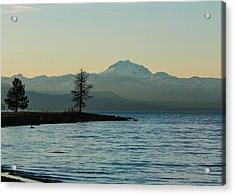 Acrylic Print featuring the photograph Peaceful Views by Jan Davies