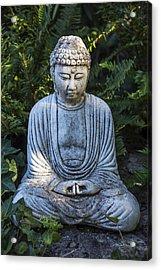Peacefulness Acrylic Print by Garry Gay
