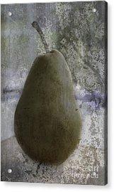 Pear Acrylic Print by Arlene Carmel