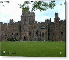 Peckforton Castle Acrylic Print