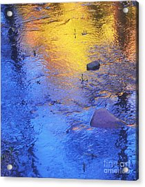 Pecos Reflection Acrylic Print