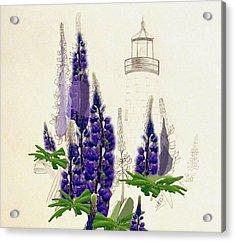 Pemaquid Lighthouse 2 Acrylic Print
