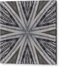 Pemaquid Rock Five Acrylic Print