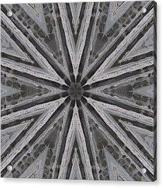 Pemaquid Rock One Acrylic Print
