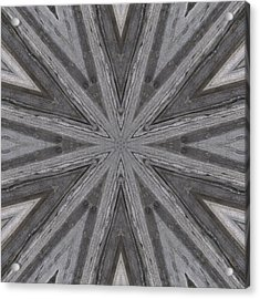 Pemaquid Rock Three Acrylic Print