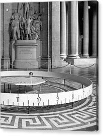 Pendulum Acrylic Print