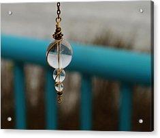 Pendulum Acrylic Print by Tara Miller