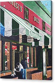Penisi's Acrylic Print by Paul Guyer
