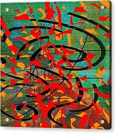 Penman Original - 106 Acrylic Print