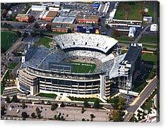 Penn State Beaver Stadium Aerial Acrylic Print by Mattucci Photography
