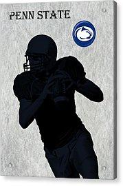 Penn State Football Acrylic Print by David Dehner