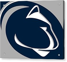 Penn State Nittany Lions Acrylic Print