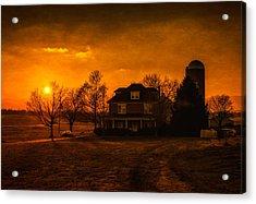 Pennsylvania's Finest Acrylic Print