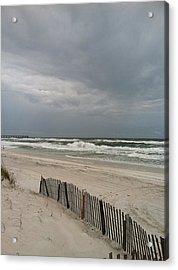 Pensacola Beach Florida Acrylic Print