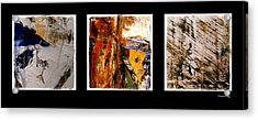 People And Places 2 Acrylic Print by Xoanxo Cespon
