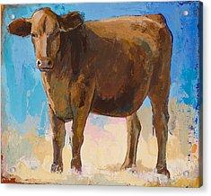 People Like Cows #1 Acrylic Print