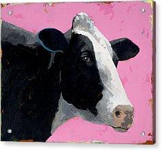People Like Cows #13 Acrylic Print