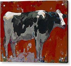 People Like Cows #3 Acrylic Print
