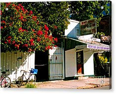 Pepes In Key West Florida Acrylic Print