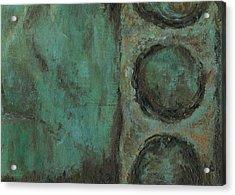 Pepperland Laid Waste Acrylic Print by Logan Hoyt Davis