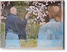 Perfect Blossom Acrylic Print