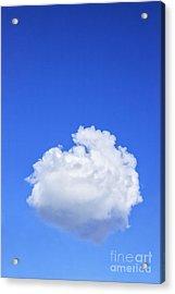 Perfect Cloud Acrylic Print