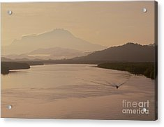 Acrylic Print featuring the photograph Perfect Dawn  by Gary Bridger