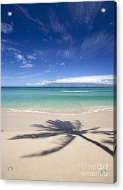 Perfect Day At Napili Acrylic Print