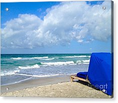Acrylic Print featuring the photograph Perfect Day by Margie Amberge