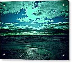 Perfect Day. Acrylic Print by Ruben  Llano