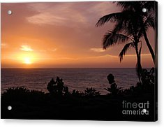 Perfect End To A Day Acrylic Print