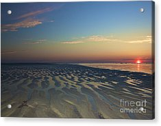 Perfect Ending Acrylic Print by Amazing Jules