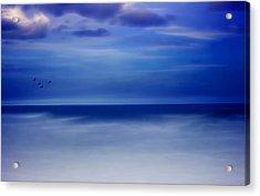 Perfect Harmony Acrylic Print by Ellen Heaverlo