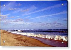 Perfect Hatteras  Acrylic Print