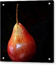 Perfect Pear Acrylic Print