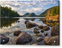 Perfect Pond Acrylic Print