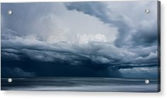 Perfect Storm Acrylic Print by Matt Dobson