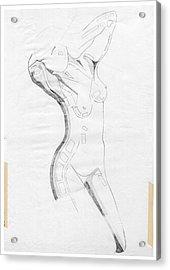 Perfume Of Venus - Homage Rodin Acrylic Print