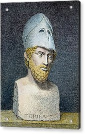 Pericles (c495-429 B Acrylic Print