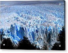 Perito Moreno Glacier Acrylic Print by Arie Arik Chen