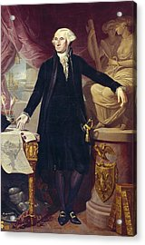 Perovani, Giuseppe 1765-1835. Portrait Acrylic Print