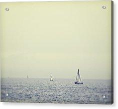 Perpetual - Santa Cruz, California Acrylic Print