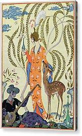 Persia Acrylic Print
