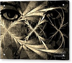 Persistence Of Other Peoples Memory Acrylic Print