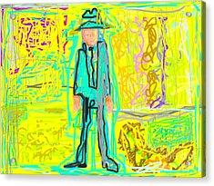 Person Acrylic Print
